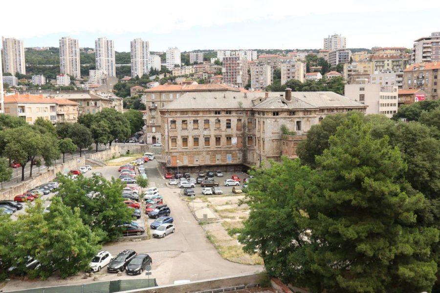Izrada studije izvodljivosti za Projekt prenamjene i revitalizacije ex bloka Rikard Benčić u Rijeci